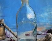 antique c. 1950  apothecary bottle...     Jul 10