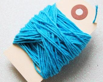 Solid Blue Twine 15 yards