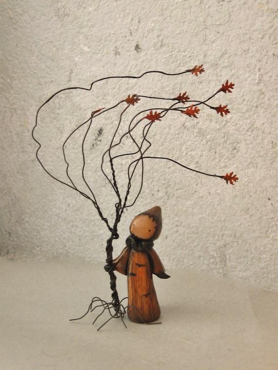 October Poppet - Lisa Snellings