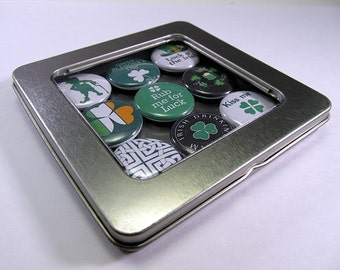 Irish Magnets / Refrigerator Magnets / Locker Magnets / Ready for Gift Giving