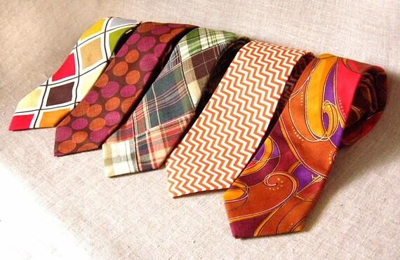 custom cotton men's necktie - your choice fabric