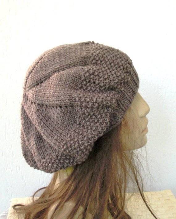 Knit Hat Pattern Hat Digital Knitting Pattern Pdf By Ebruk