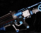 Steampunk Repeator Rifle - would still shoot Nerf bullets
