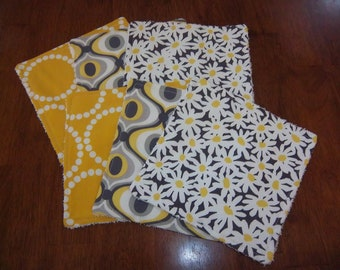 Daisy Doolittle Re-usable Wipes / Washcloths