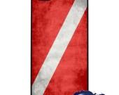 Scuba Diver Down Flag - iPhone Cover, Case