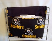 Coupon Organizer  Holder - Attaches To Your Shopping Cart - Football