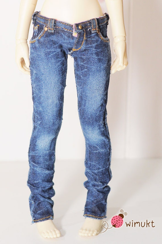 U-noa Wash & Tears Jeans No tear