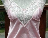 Baby pink camisole size 34