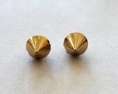 Petite Spike Studs - Gold