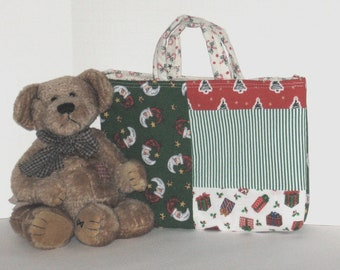 Kid's Korner - Christmas Time Bag - 50% of sale is donated to Project Linus