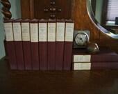 Vintage Book set- Guy de Maupassant Collection