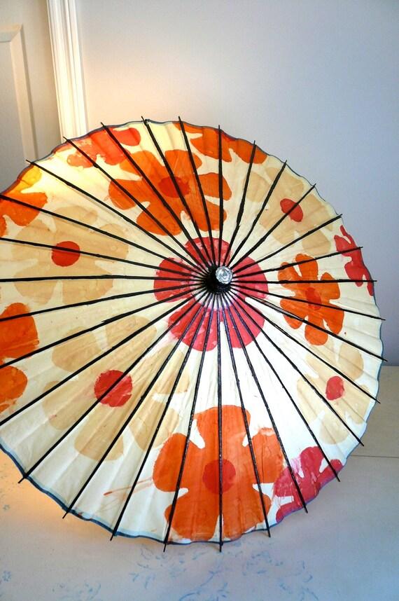 Vintage Parasol 50's Japan