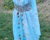 Game of Thrones Themed Princess Daenerys Targaryens Dress Costume Custom Listing