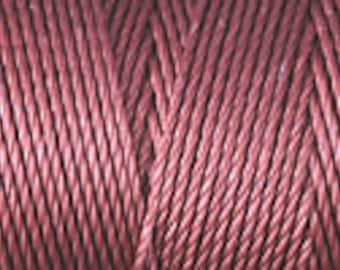 Sienna Red Brown C Lon Beading Cord Thread 92 Yards Kumihimo Crochet