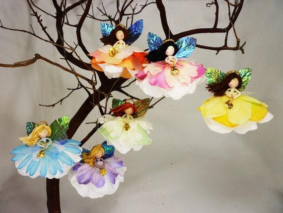 Angel Tree Ornament Christmas Tree Angel Doll Fairy