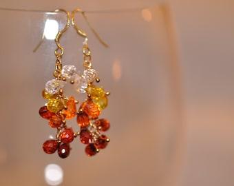 Autumn Lights Earrings