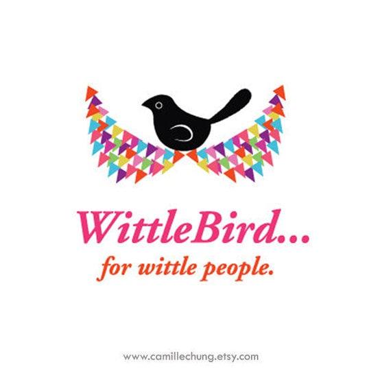Logo Design, Custom Logo, Boutique Logo, Cookie Logo, Bakery Logo, Farm, Bird Logo, Business Branding, 3 Collateral Items, by Camille Chung