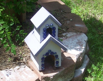 Two Story Lavender Toad House