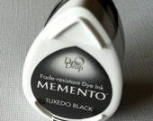 Tsukineko Memento Dew Drops - Tuxedo Black