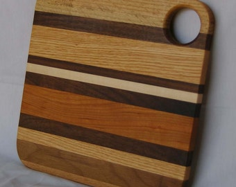 Medium Size Face-grain Wooden Cutting Board