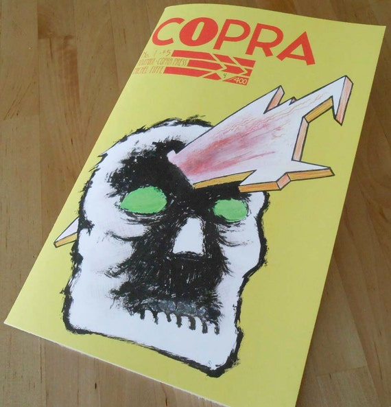 COPRA 1, Limited Edition Comic Book Series