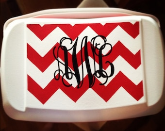 5 Inch - Vinyl Monogram Decal