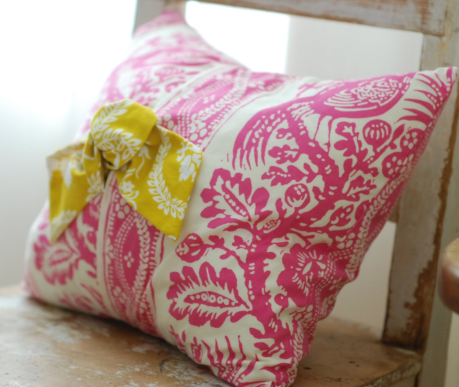 Shabby Chic Toss Pillows : Shabby Chic Pillow Cover Decorative Pillow Throw Pillows