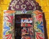 Nativity Scene Nicho Botticelli
