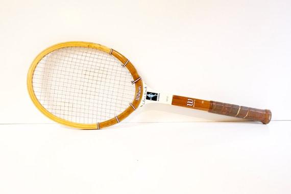 Vintage Wilson Chris Evert Tennis Racket