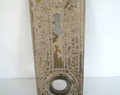 Vintage Door Hardware Backplate