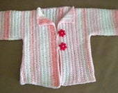 Girl's Jacket with Short Sleeves for up to 18 Month
