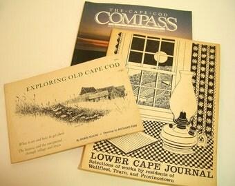 Cape Cod Book Collection