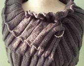 SELMA, Knitting capelet pattern pdf