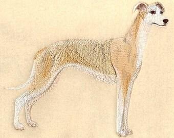 WHIPPET - Machine Embroidered Quilt Blocks (AzEB)