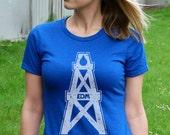 Edmonton t-shirt (Blue) women