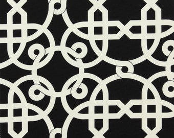 Alexander Henry Palazzo in Black Tea Home Dec fabric by the yard