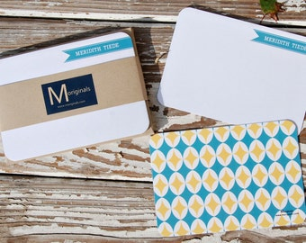 Personalized Note Cards - Evelyn