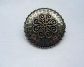 SALE Antique or Vintage Silver Brooch