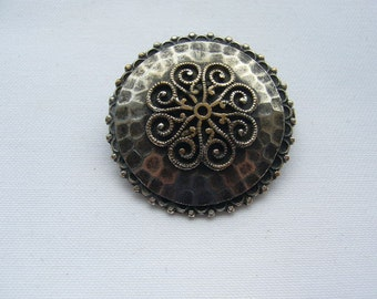 SALE Antique or Vintage Silver Brooch