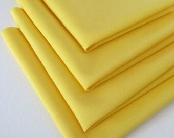 Cloth Napkins - Sun - 100% Cotton