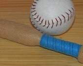 Felt Baseball Bat Plush (BAT ONLY) - Sports Themed Toys - Soft Toy for Baby