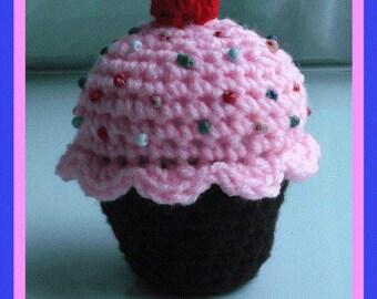 Grandma's Best Cupcake Crochet Pattern