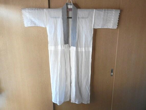 Antique Style Kimono Robe