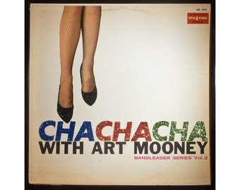 Glitered Cha Cha Cha with Art Mooney Album