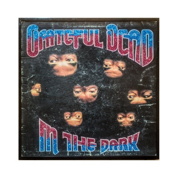 glittered grateful dead in the dark album