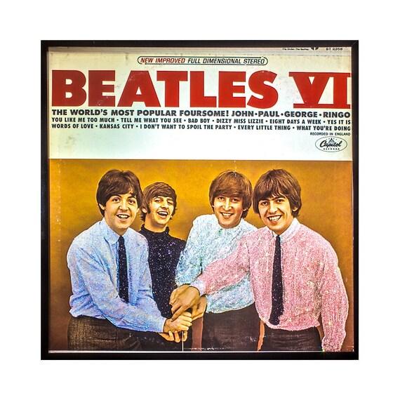 Vintage Beatles Album 5