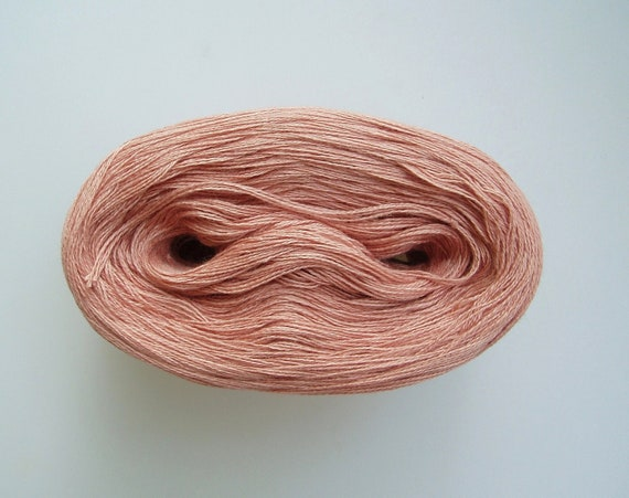 ZINNIA  Single Color Cotton yarn  240 yds/50 gr  Fingering Weight