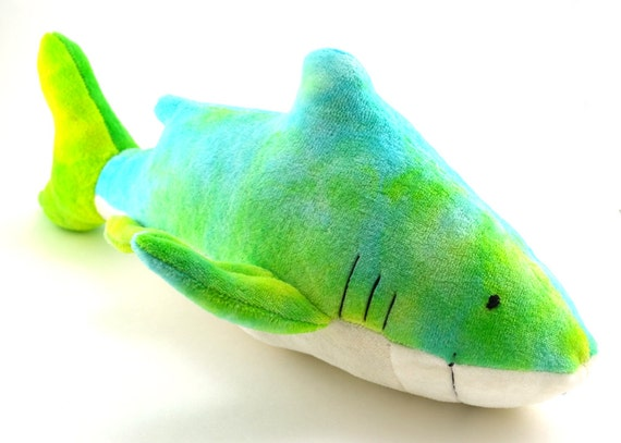 Stuffed Shark Plush