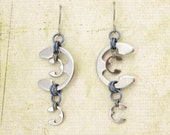 Limited Edition: Blue Moon Earrings