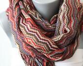 Tricot Shawl,scarf